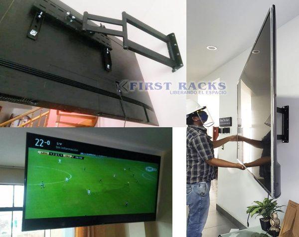 rack tv movil 65