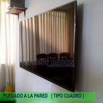 tv fijo rack