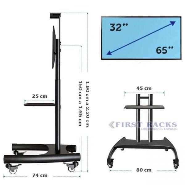 rack pedestal tv 42 lcd