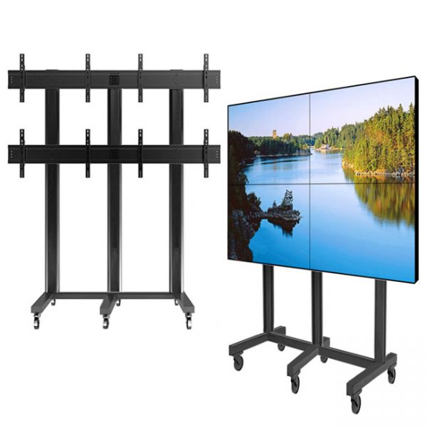 rack pedestal video wall 01