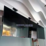 rack video wall lcd led